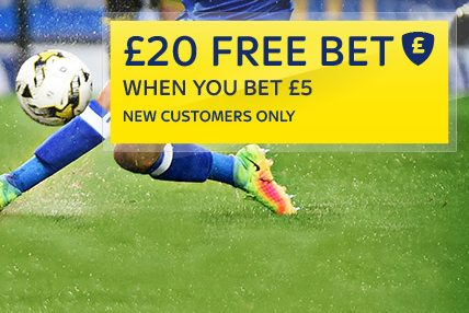 Sky £20 Free Bet Offer