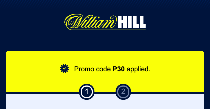 The P30 code now automatically applies with our link